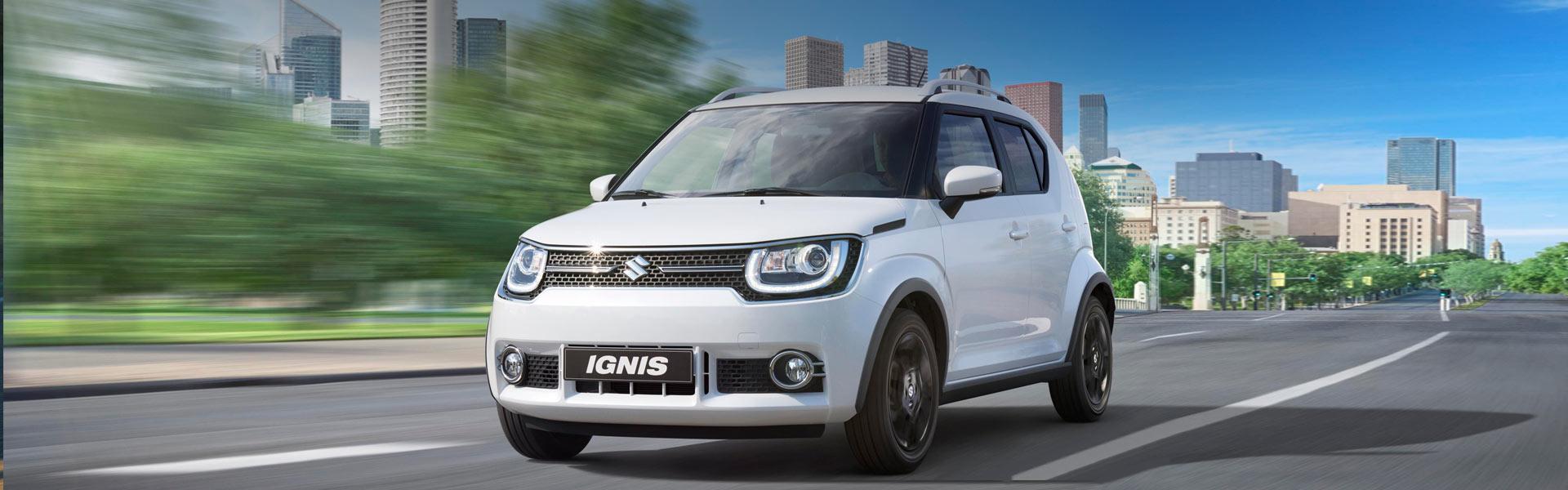 Сервис Suzuki Ignis